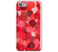 Shocked (red) iPhone Case/Skin