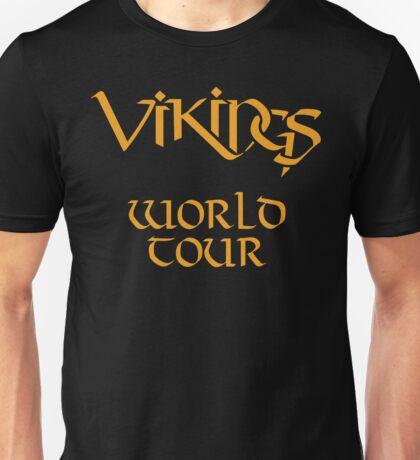Vikings - World Tour Unisex T-Shirt