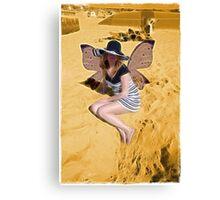 ~ Le Papillon ~ Canvas Print