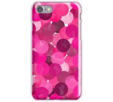 Shocked (pink) iPhone Case/Skin
