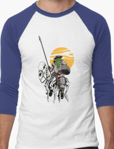 Don Cthulhu Men's Baseball ¾ T-Shirt