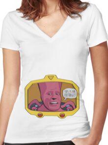 Tony Krangerson Women's Fitted V-Neck T-Shirt