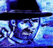 Clint Eastwood by jimofozz