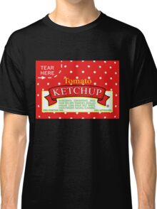Ketchup Pack Skin Classic T-Shirt