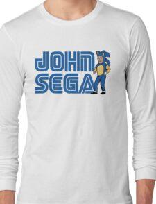 John Sega Long Sleeve T-Shirt