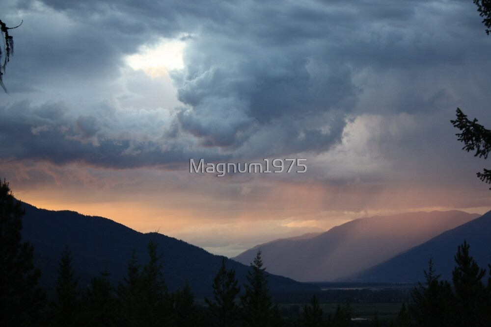 Stormy Evening 2 by Magnum1975