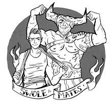 Swolemates by Cara McGee