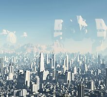 Future City - Veterans of Forgotten Wars by algoldesigns