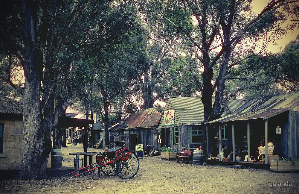 Australian Pioneer Village, Wilberforce by yolanda