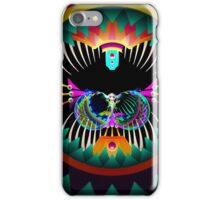 Peyote Dreams - The Psychedelic Cat iPhone Case/Skin