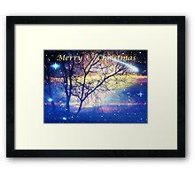 Merry Christmas 2011 Framed Print