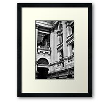 Architecture II Framed Print