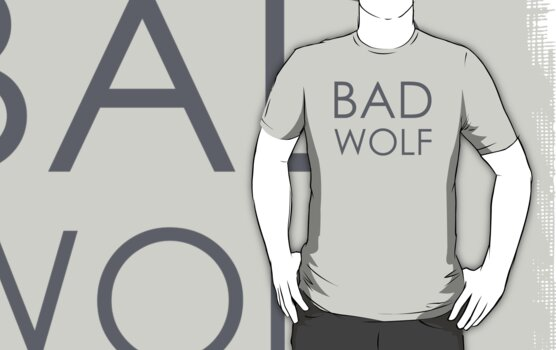 Bad Wolf by Derrick Burgess