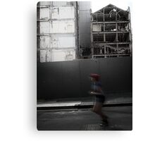 Running to Oblivion Canvas Print