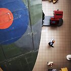 The Three Spots at the Imperial War Museum  by danbullock