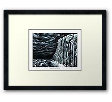 And so we sing Framed Print