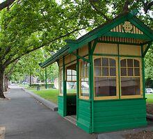 Tram Stop by Taswegian76