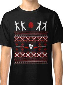 Zombie Christmas Shirt Classic T-Shirt