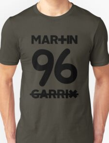 Martin Garrix scratch Black T-Shirt