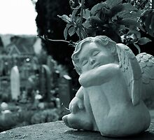 Sleeping Cherub by NickDuB