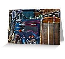 Truck #2 Greeting Card