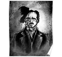 I am the Raven - Edgar Allen Poe Poster