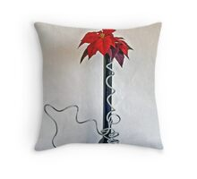 Ikebana-229 Throw Pillow