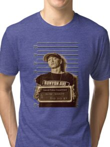 Shady Jail Tri-blend T-Shirt