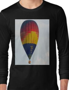 Colorful Hot Air Balloon  Long Sleeve T-Shirt