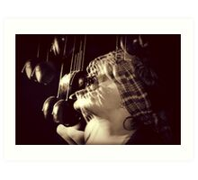 Hallows Art Print
