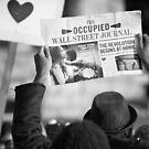 Occupy Demo in Berlin #1 by smilyjay