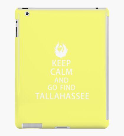 KEEP CALM (SwanFire Edition) iPad Case/Skin
