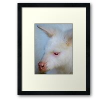 Difference Framed Print