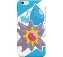 Cascade Badge Starmie iPhone Case/Skin