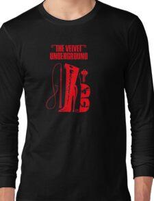 Velvet Underground Shirt Long Sleeve T-Shirt