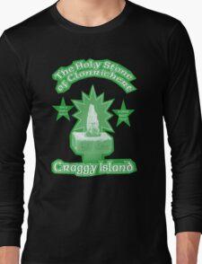 The Holy Stone of Clonrichert Long Sleeve T-Shirt