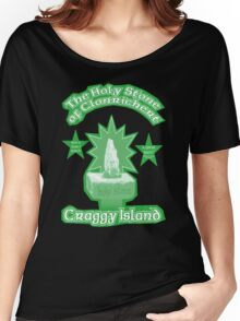 The Holy Stone of Clonrichert Women's Relaxed Fit T-Shirt