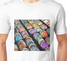 Compact mirrors Unisex T-Shirt