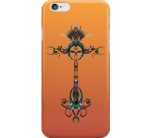Symbol of the Warrior Wizard .. iphone case iPhone Case/Skin