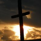 Old Rugged Cross by Betty E Duncan  Blue Mountain Blessings Photography