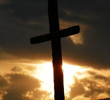 Old Rugged Cross by BettyEDuncan