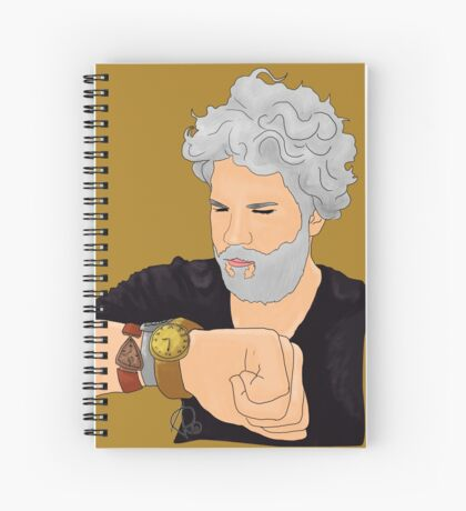 Cronus Spiral Notebook