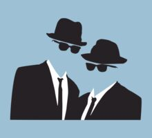 Blues Brothers Tee by HeatWave