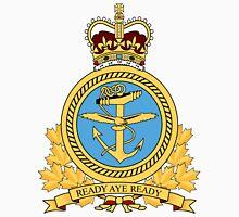 Canadian Forces Maritime Command Emblem Unisex T-Shirt