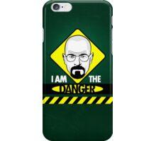 I Am the Danger iPhone Case/Skin