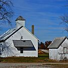 Little Country Church by Sheryl Gerhard