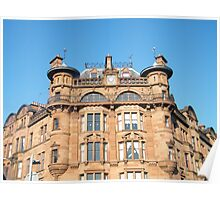 St. Georges Mansions, Glasgow Poster