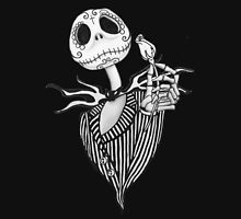 Sugar Skull Jack Skellington T-Shirt