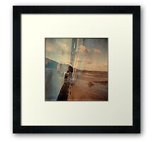 Far Away In Time Framed Print