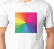 Jamie xx 'In Colour' Pantone Color Spectrum  Unisex T-Shirt